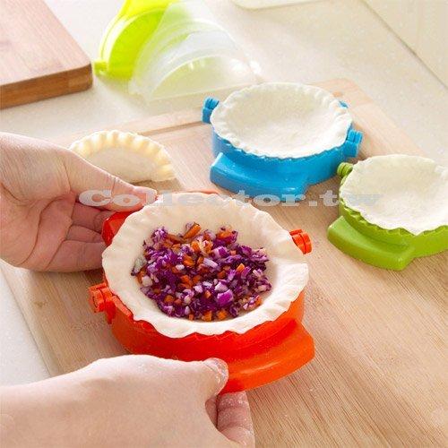 【N15082702】神奇廚房-包餃子器 Diy餃子夾神器 廚房創意模具