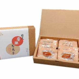 珍芳日式醬辣烏魚子(60g±5g)