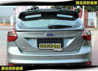 FU009 莫名其妙倉庫【中尾翼5D】2013 Ford New Focus MK3 ST RS 5D 中尾翼壓尾鴨尾