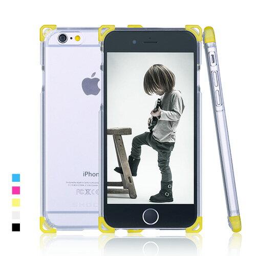 ☆四角防摔撞☆ iPhone 6S - 透明保護殼 - Goodkase - Shock C (適用iPhone 6)