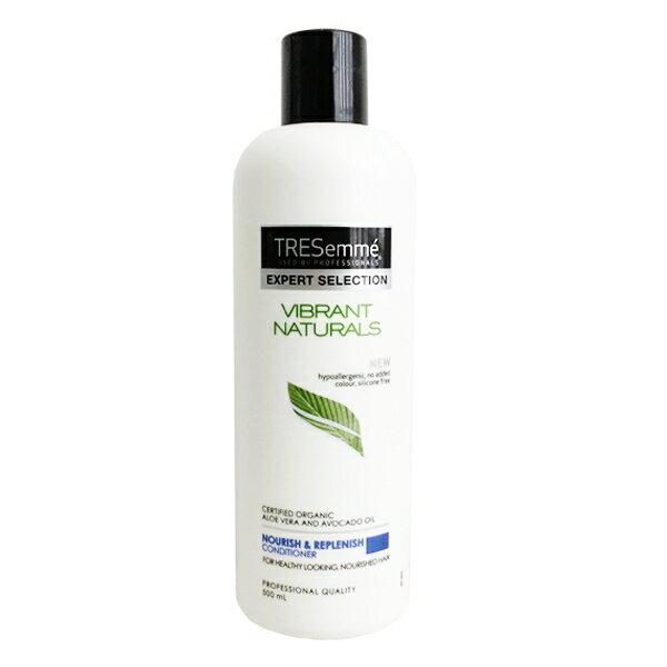 TRESemme 天然草本保濕款 沙龍級專業 護髮乳 潤髮乳 500ml 英國進口