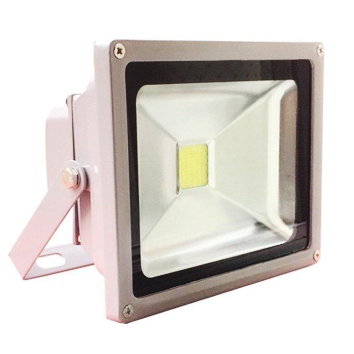 《沛大建材》20W-100W  LED白光 廣告投射燈 舞台燈 投射燈 手提探照燈 廠房燈 招牌燈 工作燈 【S28】 1