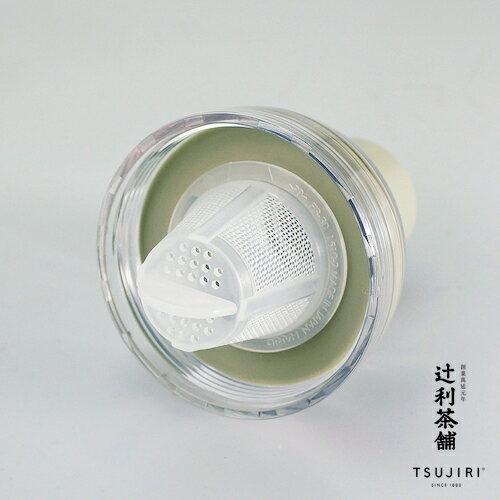 【辻利茶舗 x HARIO】辻光茶道具禮盒 (夜月),波特保冷泡茶壺400ml+松印玄米茶100g。 6