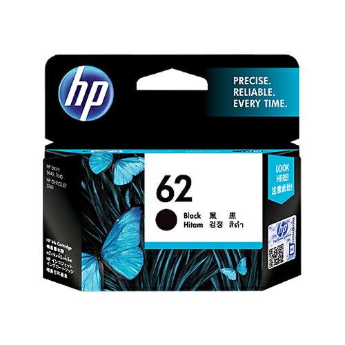 HP C2P04AA ^(No.62^) 黑色墨水匣