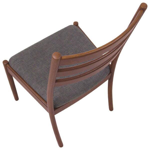 ◎櫸木餐椅 N COLLECTION C-07 AL MBR NITORI宜得利家居 2