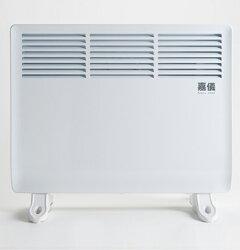 嘉儀  HELLER  KEB-M12 即熱式對流電暖器 7坪