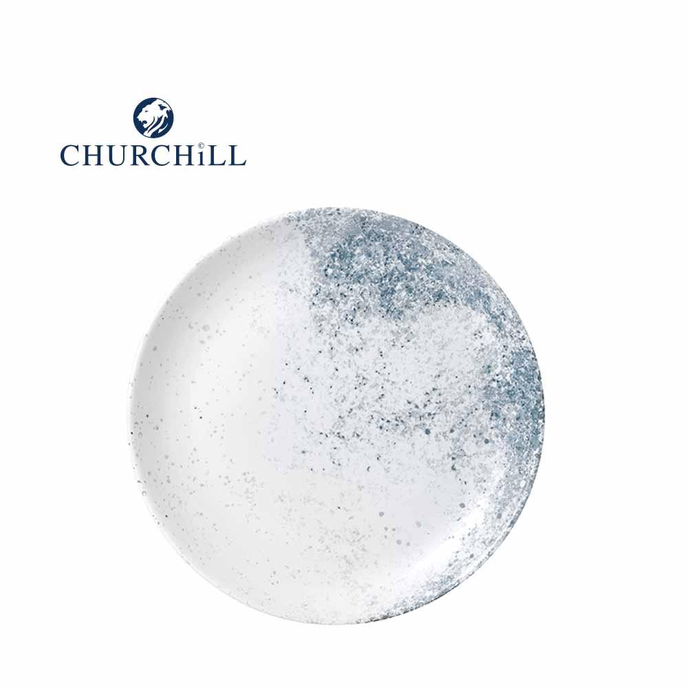 英國Churchill 霧面潑墨系列 - 28cm餐盤