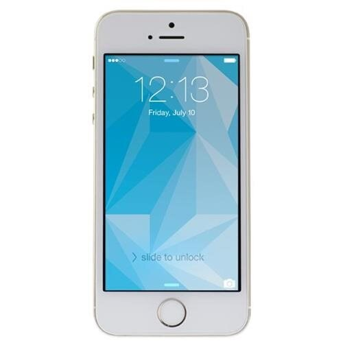 Apple iPhone 5s - Gold - 100% Free Mobile Phone Service - FreedomPop 0