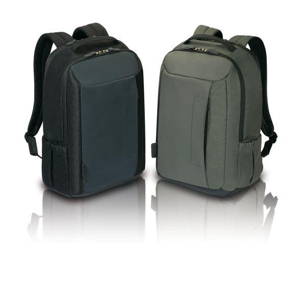 [nova成功3C]Targus TSB786AP (Grey/Green) TSB78601AP (Black) 15.6」 Slate 簡單生活後背包