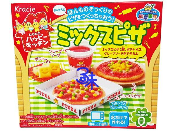Kracie 可利斯 diy 餅乾~pizza 1盒 30公克  118元~ 49