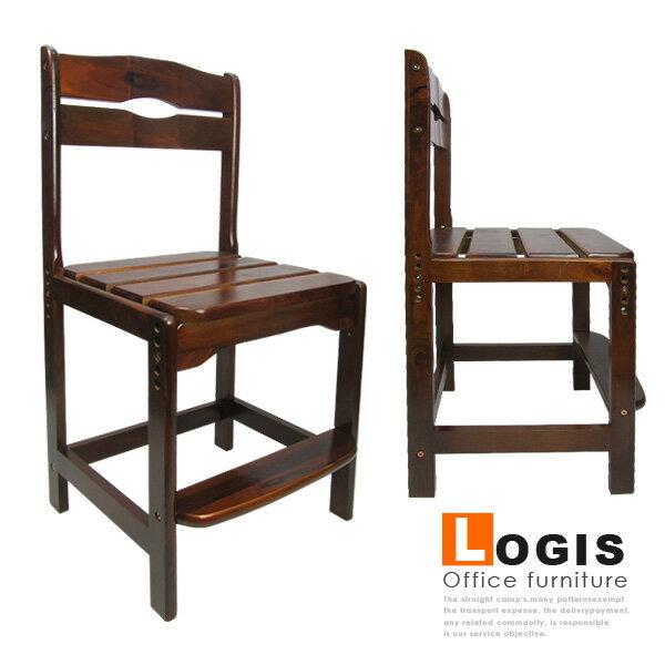 邏爵 ~SW5復古實木萬用椅 餐椅 書桌椅 洽談椅 工作椅 電腦椅  DIY組裝