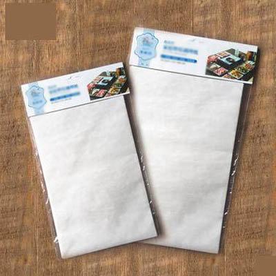 【燒烤紙-24*42cm-50張/包-2包/組】長方形燒烤紙 烤盤吸油紙 烘焙烤箱油紙 錫紙烤肉紙50張一包-8070701