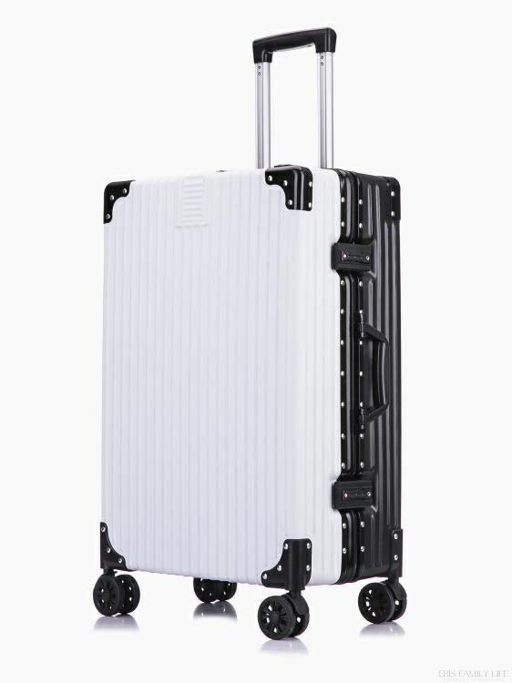 拉桿箱ins網紅20小型行李箱女學生24寸旅行箱萬向輪男密碼皮箱潮 原本良品 交換禮物 送禮