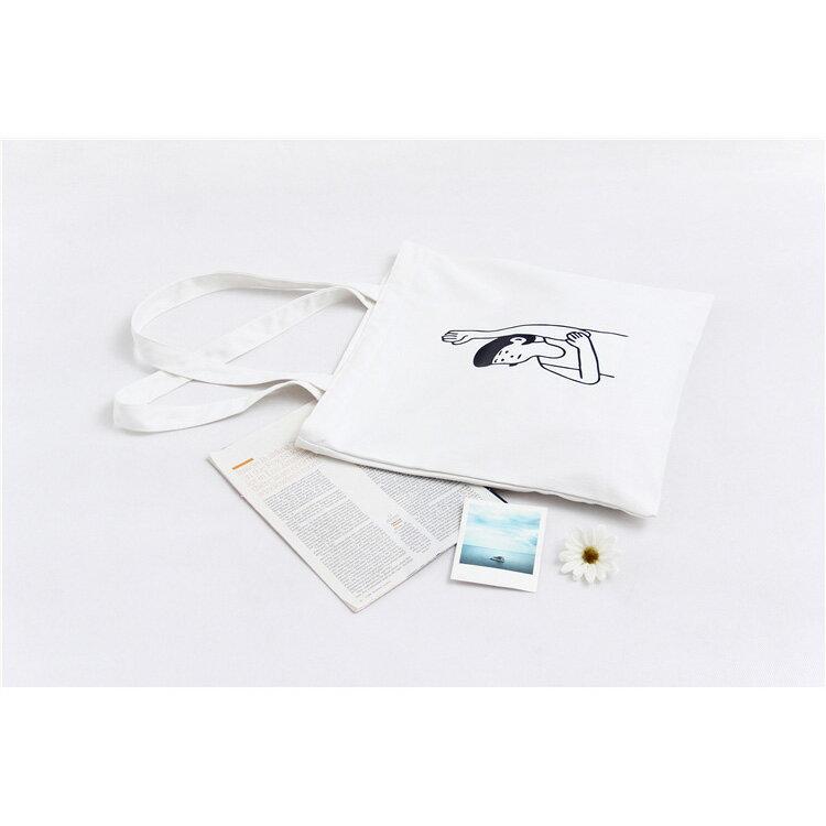 手提包 帆布包 手提袋 環保購物袋【SPGK10】 BOBI  11 / 10 1