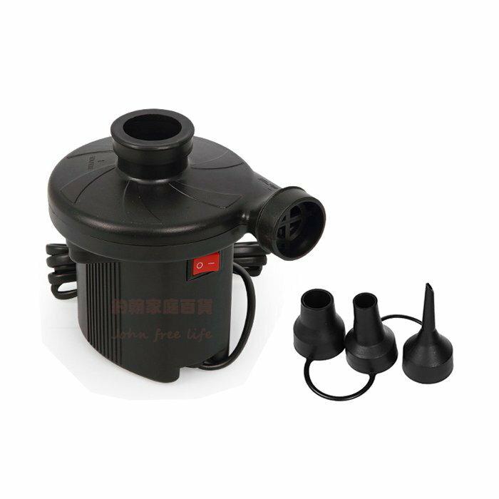 約翰家庭百貨》【FA140】強力電動抽氣泵 充氣泵 幫浦 打氣機 打氣筒 抽氣機 充氣機 游泳圈 橡皮艇 充氣床