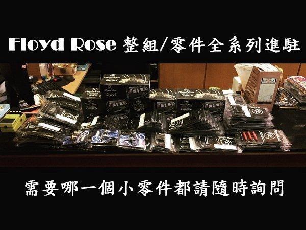 德國原廠 Floyd Rose FRBMMSIBP 大搖座琴橋固定螺絲 (黑色兩顆/組) 電吉他大搖座零件【唐尼樂器】