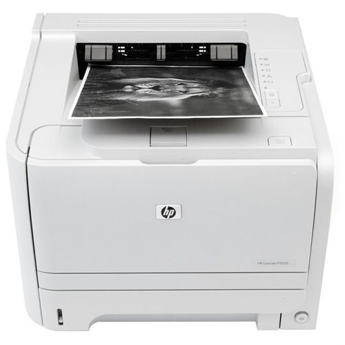 HP LaserJet P2035 Monochrome Laser Printer 2