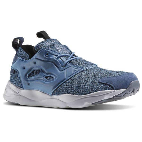 REEBOK FURYLITE GW 男鞋 慢跑鞋 休閒 靛藍 舒適 耐磨 【運動世界】 AQ9674