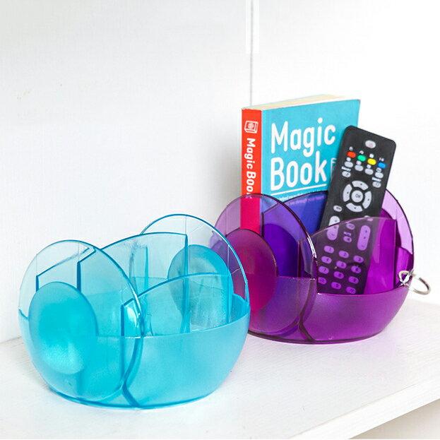 多功能創意遙控收納盒 雜物整理盒 桌面收納【SV8122】快樂生活網
