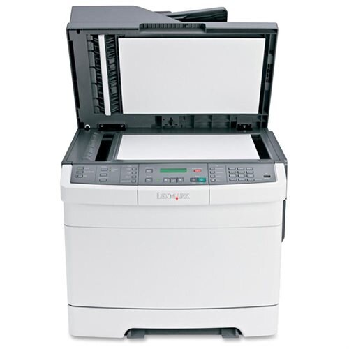 "Lexmark CX510DE Laser Multifunction Printer - Color - Plain Paper Print - Desktop - Copier/Fax/Printer/Scanner - 32 ppm Mono/32 ppm Color Print - 2400 x 600 dpi Print - 32 cpm Mono/32 cpm Color Copy - 7"" Touchscreen - 1200 dpi Optical Scan - Automatic Dup 1"