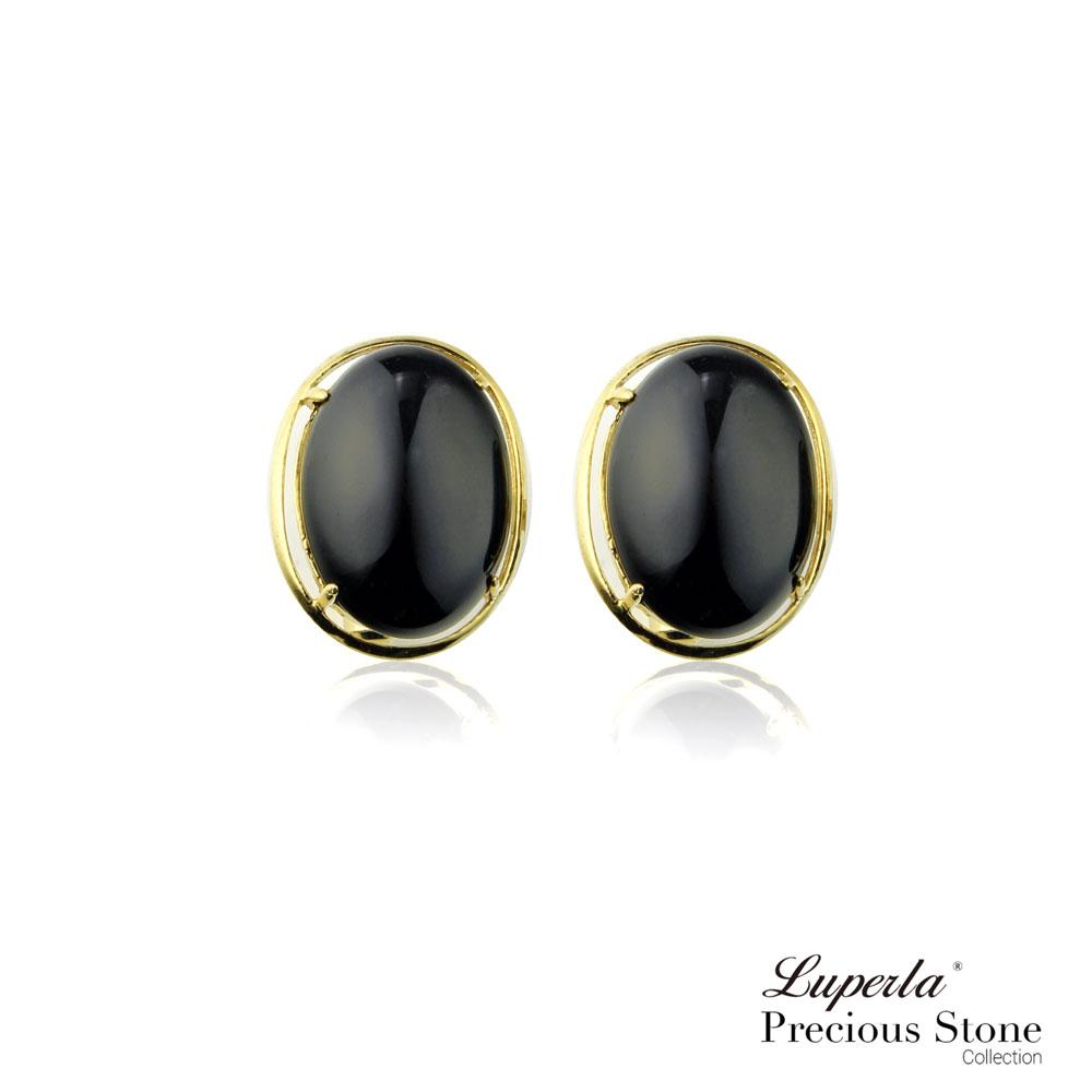 大東山珠寶 極簡黑 仕紳系列 黑瑪瑙  西裝領徽 袖扣 2