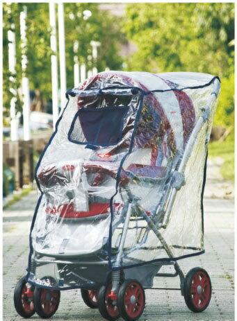 『121婦嬰用品館』欣康 手推車雨罩- 單人 - 限時優惠好康折扣