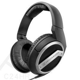 志達電子 HD449 贈收納袋 德國聲海 SENNHEISER HD 449 耳罩式耳機 (宙宣公司貨,門市開放試聽)