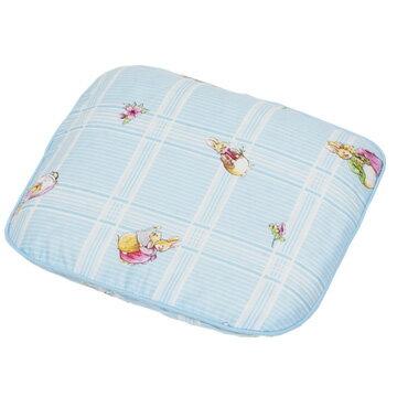 『121婦嬰用品館』狐狸村 乳膠嬰兒造型枕-藍 1