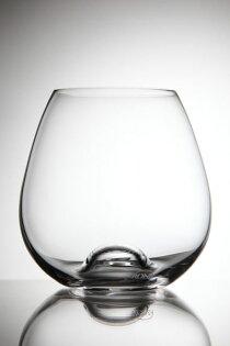 《RONA樂娜》DrinkMaster專業無梗O形杯系列-勃艮地紅酒杯-440ml(4入)