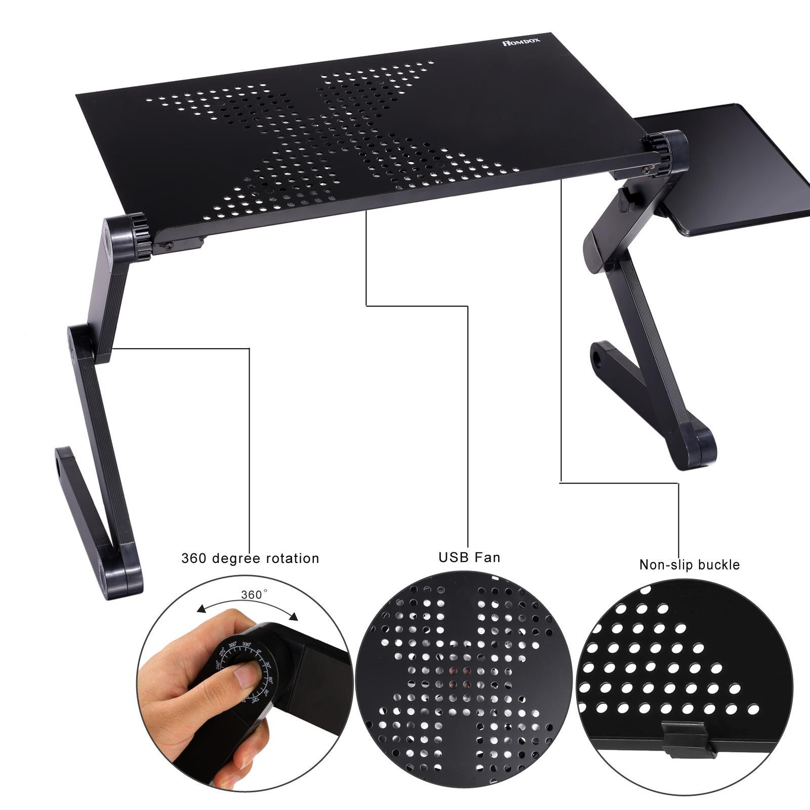 360 Degree Adjustable Foldable Laptop Table 4