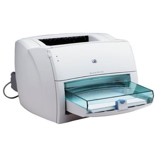 HP Laserjet 1000 Monochrome Laser Printer 0