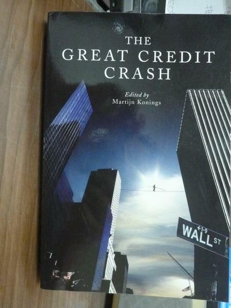 ~書寶 書T2/原文書_QGR~The Great Credit Crash_Martij