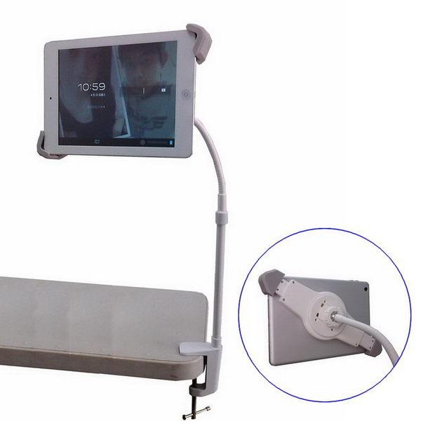 【買一送一】懶人支架 斜角固定 平板支架 適用7~12吋 平板電腦 懶人支架 平板電腦支架 任意調整角度 (雙色可選 白色 黑色)