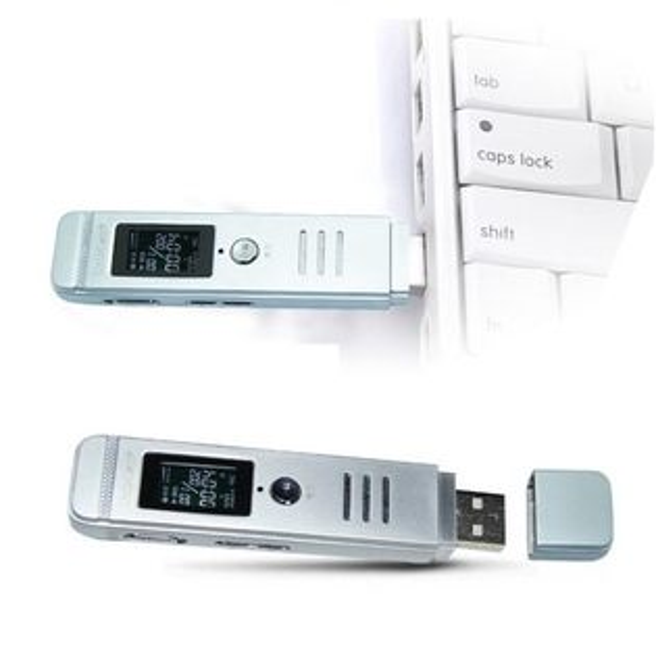 inja 168:VITASA300隨身碟錄音筆8G~VOR聲控錄音可當MP3隨身聽長時20小時連續錄音