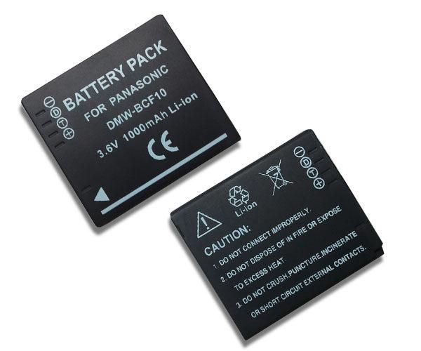【盈佳資訊】Panasonic DMW-BCF10 高容量防爆鋰電池 原廠品質有保障