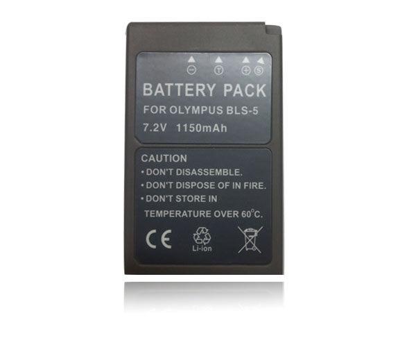 【盈佳資訊】Olympus PS-BLS-5 高容量防爆鋰電池 原廠品質有保障 BLS-5 電池 E-PL3 E-PL2 E-P1 E-P2 E-410 E-420