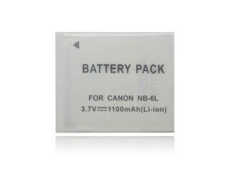 【盈佳資訊】Canon NB-6L 高容量防爆鋰電池 原廠品質有保障 IXUS 851S 951S 300HS 310HS /PowerShot S95