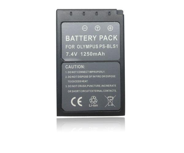 【盈佳資訊】Olympus PS-BLS1 高容量防爆鋰電池 原廠品質有保障 E-400 E-410 E-420 E-620 E-P1 E-P2 E-P3
