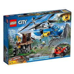 樂高積木LEGO《 LT60173 》2018 年 CITY 城市系列 - 山路追捕
