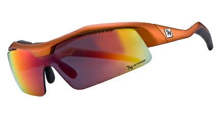 【【蘋果戶外】】720armour B318-5 Tack 激光橘 灰紅色多層鍍膜 PC防爆 飛磁換片 自行車眼鏡 風鏡 防風眼鏡 運動太陽眼鏡