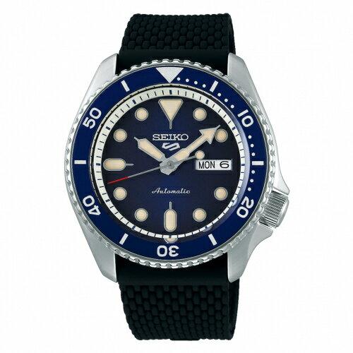 SEIKO 5 sport運動潮流機械腕錶/膠戴4R36-07G0L(SRPD71K2)