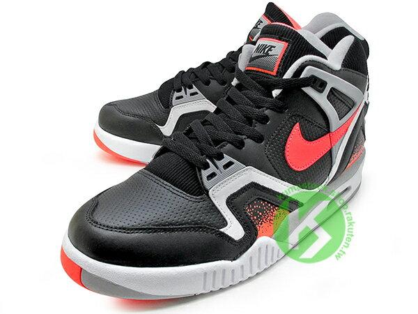 [26.5cm] 2020 NIKE LAB 限量發售 NIKE AIR TECH CHALLENGE II ANN QS BLACK LAVA 黑白紅 復古網球鞋 YEEZY 原型中底 阿格西 Andre Agassi 熱溶紅 (CQ0936-001) ! 1