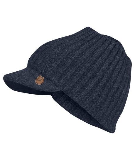 ├登山樂┤瑞典 Fjallraven Sarek 羊毛保暖帽-深灰 # 77291-030