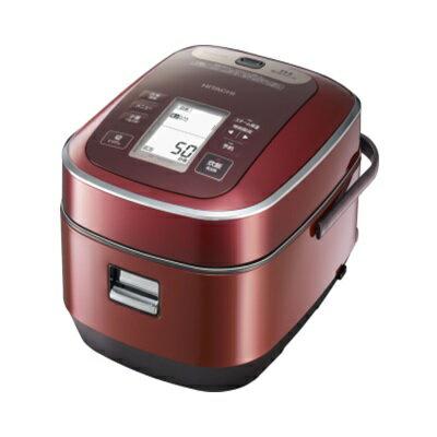 HITACHI 日立 RZYW3000T / RZ-YW300T (R) 蒸氣減排系列IH電子鍋(晶鑽紅)(1.0L) ~日本原裝~【零利率】