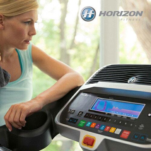 喬山JOHNSON - HORIZON Adventure 7 電動跑步機 家用高規款=持續馬力2.5 CHP=