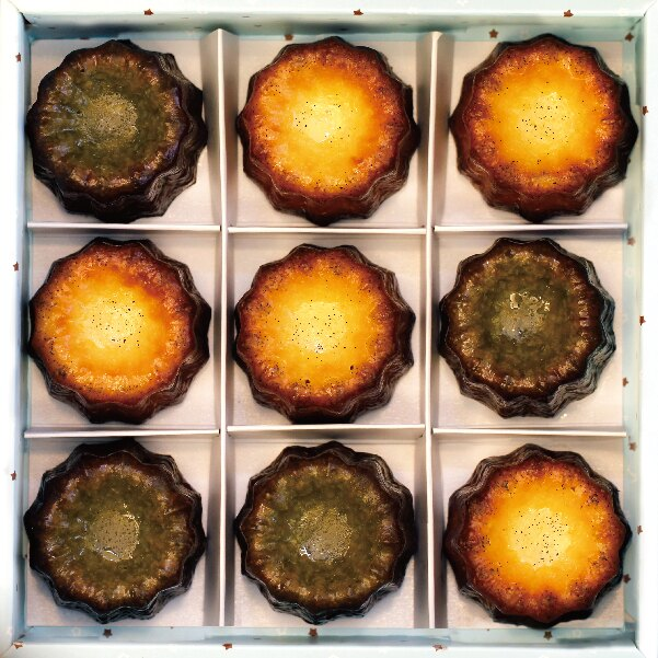 ★ 可麗露 禮盒 ★【 The Harvest ∞ 麥田⊙ 法式甜點 】軟木塞樸實的外表,外層硬脆,內在卻很Q軟,是法國相當經典的甜點 9