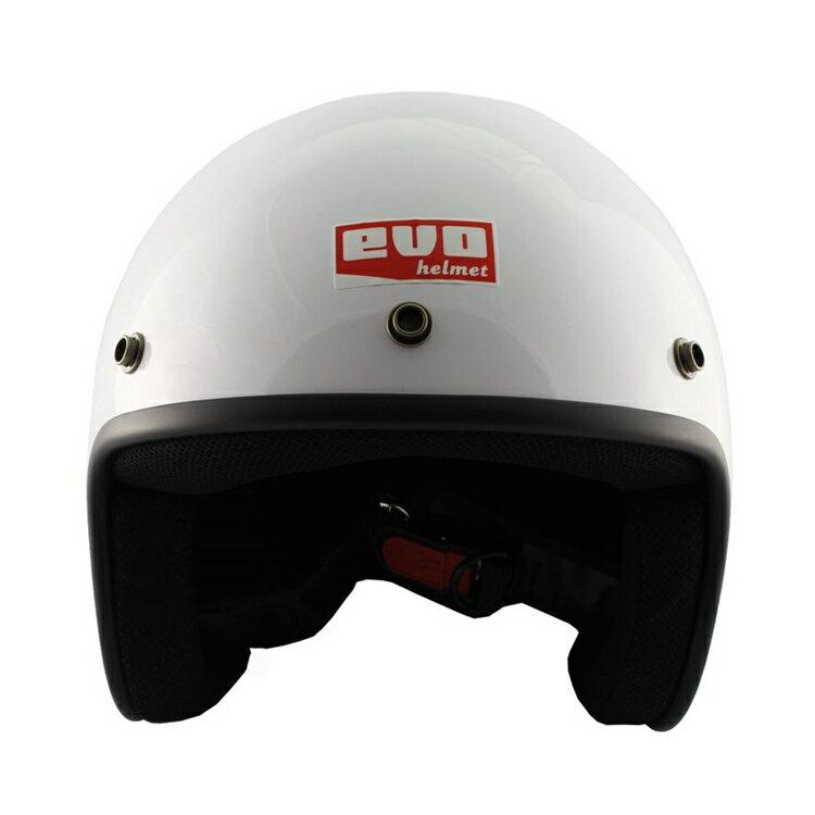 CA309素色安全帽(復古帽)