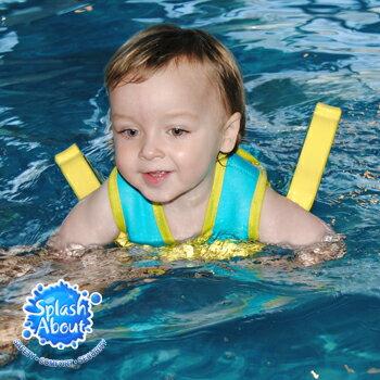 《Splash About 潑寶》專利新品水上玩具 FINGS 漂浮翼