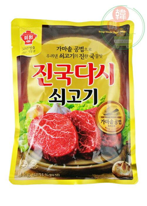 【韓購網】韓國順昌牛肉粉1kg裝★給食物料理增添韓式風味★非常適合餐廳業者訂購