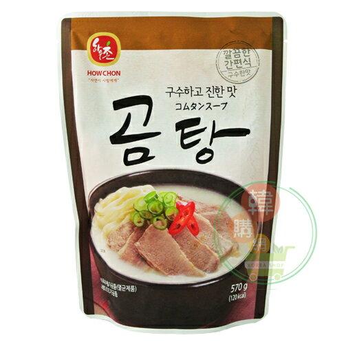 【韓購網】韓國雪濃湯即食調理包570g★韓國食品料理[BA00008]